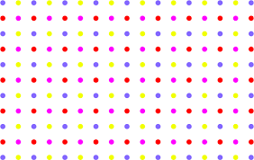 pattern dot png clipart seamless colorful sparse polka dot pattern