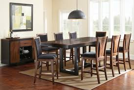 steve silver dining room furniture steve silver julian counter height dining table with granite