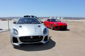 jaguar cars f type jaguar u0027s f type svr headlines coronado u0027s speed festival digital