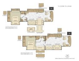 100 fleetwood rv floor plans fleetwood southwind class a