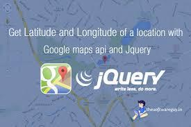 Google Maps Api Blank Map by Get Location Latitude U0026 Longitude With Google Maps Api U0026 Jquery Tsg