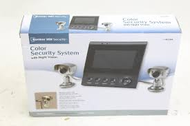 unique color security system with night vision 85 with additional