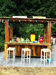patio diy patio bar plans patio bar plans free bar free outdoor