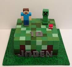 mine craft cakes minecraft cakes decoration ideas birthday cakes