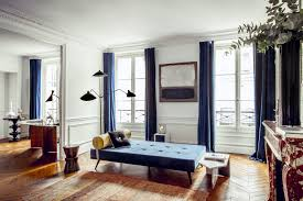 hilary swank u0027s paris apartment architectural digest