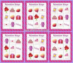 valentines bingo bingo free printable gift of curiosity