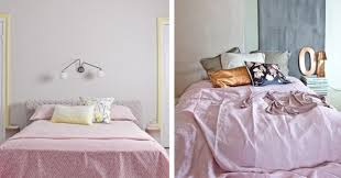 chambre couleur pastel design interieur chambre coucher adulte literie couleur pastel