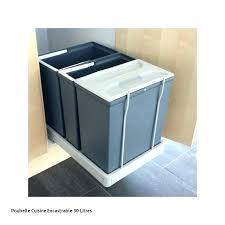 meuble poubelle cuisine poubelle de cuisine encastrable poubelle cuisine encastrable with
