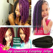 crochet hair wigs for sale hot sale factory havana mambo twist crochet braids 12 senegalese