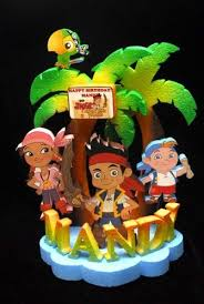 59 jake u0026 neverland pirates cakes images
