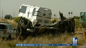 dallas cowboys bus invovled in crash lasvegasnow klas tv