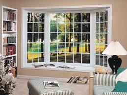 interior design incredible bay windows with stylish design ideas