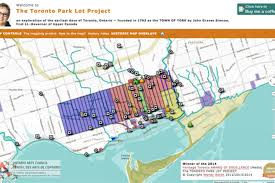 Map Of Toronto Canada by Explore The Complex History Of Toronto With This Map