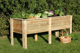 planters glamorous elevated planter box elevated planter box