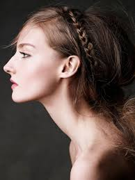 best hairstyle for large nose the 25 best big nose haircut ideas on pinterest oval shape face