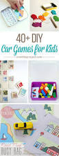 40 diy car games for kids