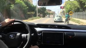 site da toyota test drive nova toyota hilux srv 2017 canal carclubbrasil youtube