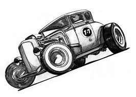 wrecked car drawing hr6 jpg 800 403 pixels automobilia pinterest cars rats and