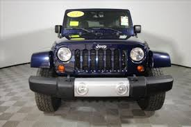 blue jeep wrangler in massachusetts for sale used cars on