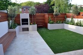 Modern Backyard Ideas by Back Gardens Designs Simple Cute Courtyard Garden In Terenure