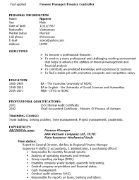 Sample Resume For Finance Executive by 16 Free Sample Banking Executive Resumes U2013 Sample Resumes 2016