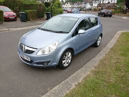 vauxhall corsa d 1 2 16v design top spec petrol 2008 58 manual