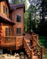 Log Cabin House Designs My Dream Home Log Cabin With Tons Of Windows And A Big Front