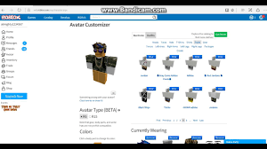 roblox making the ugliest character ninja youtube