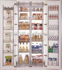 Pull Out Wire Baskets Kitchen Cupboards by Metal Kitchen Cabinet Pantry Unit Wire Basket In Pantry Cabinet