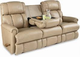 La Z Boy Reclining Sofa Reclining Sofa Motion With Drop Table La Z Boy