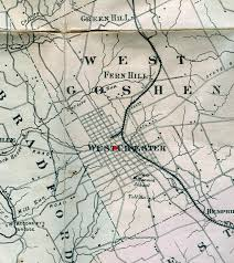 Chester Pa Map County Seats U0026 Courthouses Cambria Cumberland
