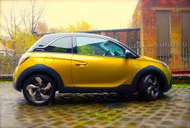 opel adam rocks vauxhall adam rocks air review driving torque