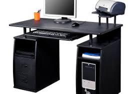 bureau informatique blanc laqué bureau ordinateur blanc laque maison design hosnya com con meuble pc