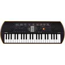 casio sa76 44 key mini personal keyboard 100 tones walmart com