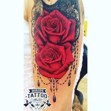 mandala tattoo glasgow mohawk tattoo studio on twitter red roses and mandala wip roses
