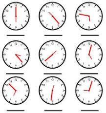 clock time worksheets free printable worksheets pinterest