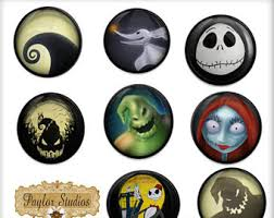 nightmare before christmas cake decorations nightmare before christmas cake toppers etsy