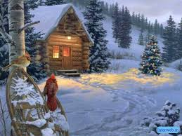 christmas winter backgrounds wallpapersafari