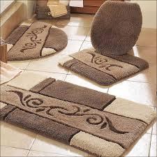 decoration ideas 4 piece bathroom rug set to decorate your