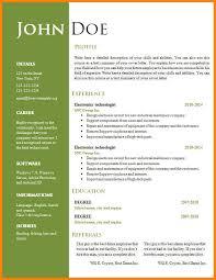 pastoral resume template
