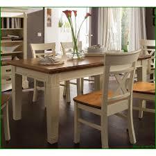 Esszimmer Tisch Vintage Landhaus Esszimmer Komplett Champagner Lackiert Paris Kiefer Massiv
