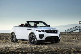 land rover convertible black new land rover range rover evoque convertible 2 0 si4 hse dynamic