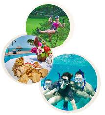 belize all inclusive inland u0026 private island package
