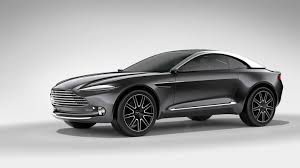 aston martin truck aston martin dbx crossover headed for 2019 launch the drive