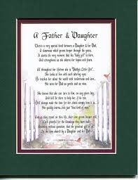 christmas quote daughter amazon com a father u0027s day gift birthday present poem for a father