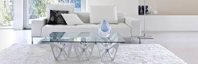 glastische wohnzimmer glastische haus ideen