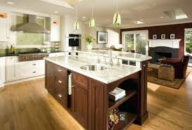 cuisine ouverte ilot cuisine ouverte avec ilot cuisine central cuisine ouverte avec