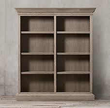 Locker Bookshelf Open Shelving Rh