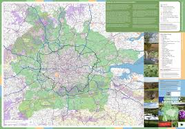Greenwich England Map by Maps U2013 London Green Belt Council