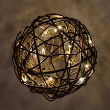 light spheres lights decoration